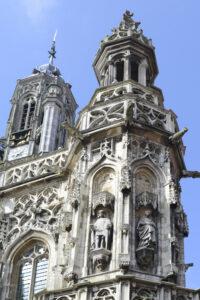 Townhall of Middelburg